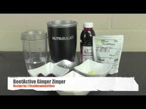 BeetActive Ginger Zinger