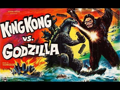 Godzilla vs King kong pelicula en español