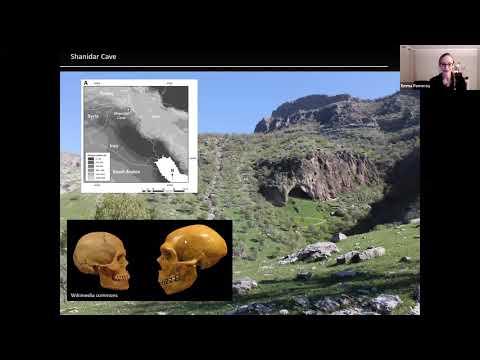 Dr Emma Pomeroy - New Neanderthal Discoveries At Shanidar Cave, Iraqi Kurdistan