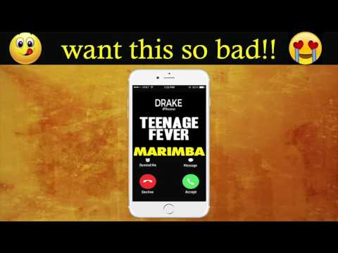 Teenage Fever Marimba Ringtone thumb
