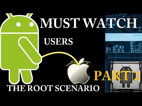 Rooted android apps and Tricks - After Root Tricks