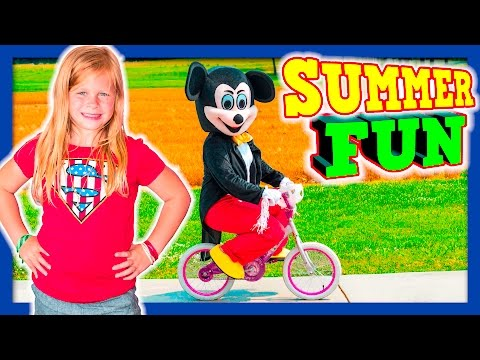 ASSISTANT Favorite Activities with Paw Patrol + Mickey Mouse In Real Life Live Action Funny Video