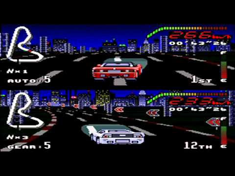 Top Gear (SNES) - Part 1: USA