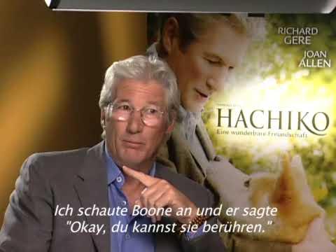 HalloHund exklusiv: Interview mit Richard Gere zu seinem neuen Kinofilm 'Hachiko'