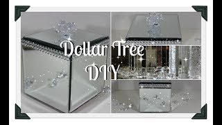 💎Dollar Tree Glam Box DIY💎