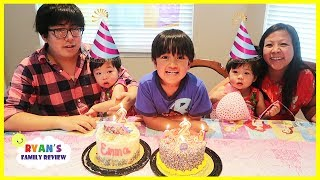 Emma and Kate 2nd Birthday Party Special Celebration!!!! thumbnail