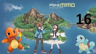 PokéMMO Let´s Play[Ep16][Dansk-Danish][M.StelingDk&Viceguy][Cinnebar island Gym&Nye pokémon]