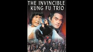 Opening to The Invincible Kung Fu Trio 2000 VHS (EL Version)