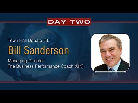 APGS2015 : Town Hall Debate (3) Bill Sanderson