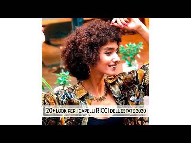 Tagli Capelli Ricci Primavera Estate 2020