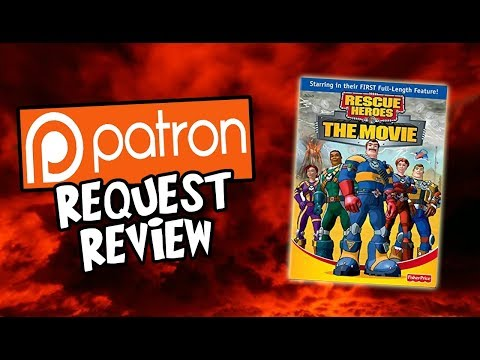 "Jambareeqi - ""Rescue Heroes: The Movie"" Review (Patron Request #7)"