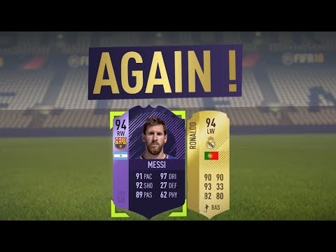 Greatest Two Player Pack Ever!! Fifa 18 Ultimate Team