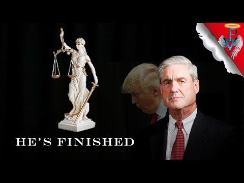 Mueller Report Finished