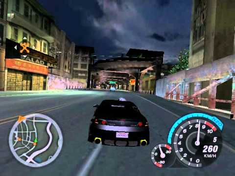 The 5 best cars from Need For Speed: Underground 2