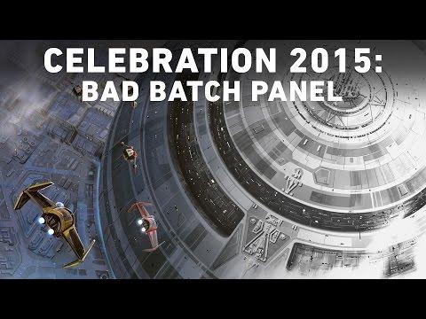 Bad Batch Star Wars: The Clone Wars Panel | Star Wars Celebration Anaheim