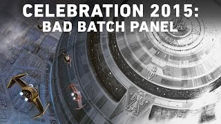 Bad Batch Star Wars: The Clone Wars Panel | Star Wars Celebration Anaheim