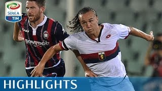 Video Gol Pertandingan Crotone vs Genoa
