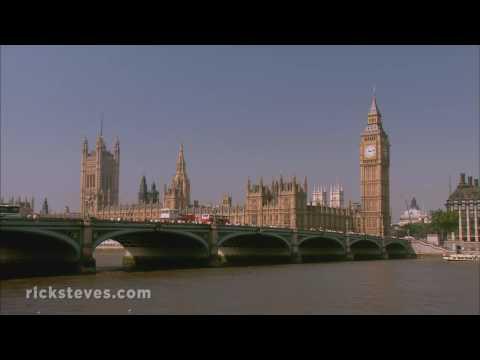 London, England: South Bank Sights