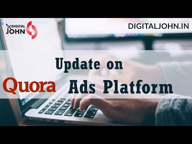 Quora Ads   Digital Badi  Digital Marketing Videos in Telugu