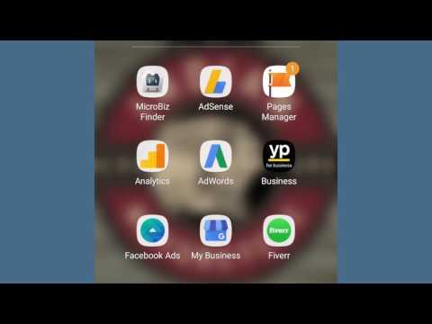 The Micro Biz Finder App