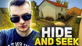 HIDE AND SEEK - SLIM HOUSE
