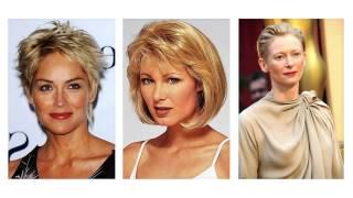 Krótkie fryzury dla pań po 50