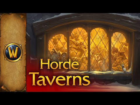 World of Warcraft - Music & Ambience - Horde Taverns