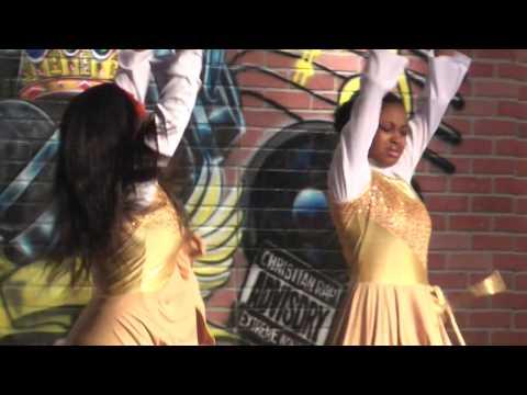 Evolution of Praise Dance Tour\ C-ROOM TV