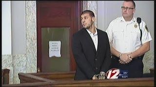 Prosecutors suspect Hernandez incriminated himself