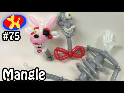Mangle FNAF - Balloon ! Win ! Fail ! # 75