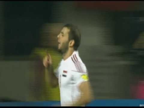اهداف مباراة سوريا والصين | تصفيات كاس العالم عن قارة اسيا 6-10-2016  Syria-vs-China