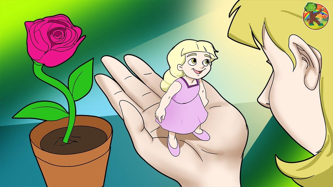 Thumbelina   KONDOSAN Truyện cổ tích việt nam   Hoạt hình