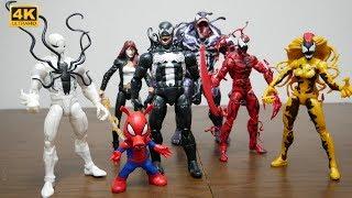 Unboxing: Marvel Legends Venom Wave (Monster Venom BAF)