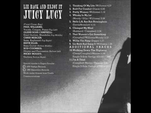 Juicy Lucy - Hello L A  bye bye Birmingham (1970)