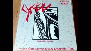 Towson State University Jazz Ensemble - 1986 - 05 - Shenandoah Junction
