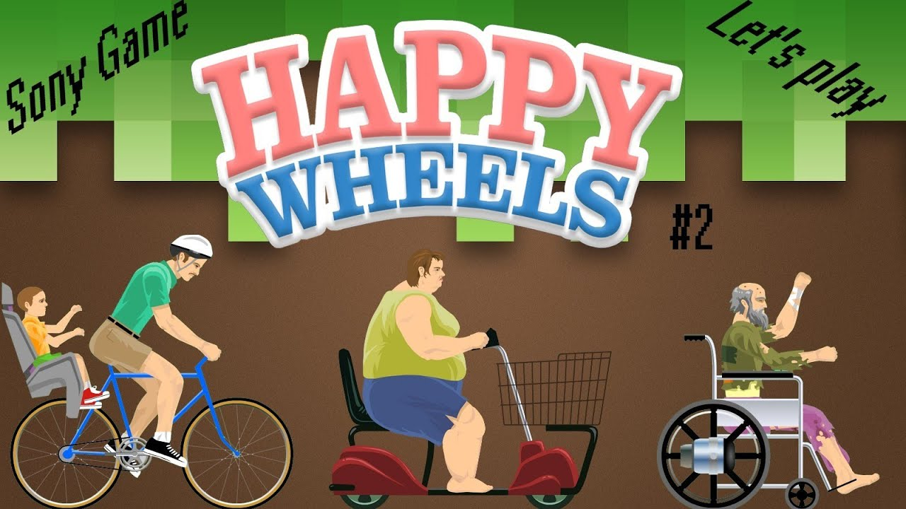 Happy wheels let 39 s play 2 youtube - Let s play happy wheels ...