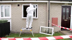 Removing Asbestos at Yorkshire Housing: Rhodar Homeworks Service
