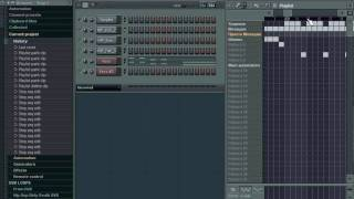 Уроки по FL Studio  (сохранение материала) part10(Уроки по FL Studio 9.FL Studio video tutorial,FruityLoops уроки,flstudio обучение., 2010-07-22T17:18:14.000Z)