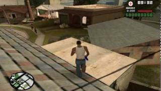 GTA SA: Grove Street Defence Mod (CLEO3)