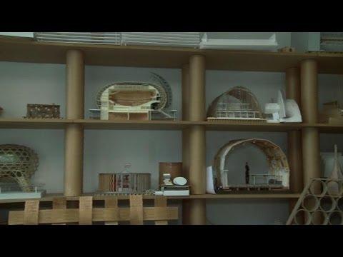 L'architecte japonais Shigeru Ban lauréat du prix Pritzker