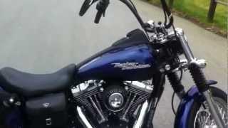 2007 Harley Davidson Street Bob walkaround