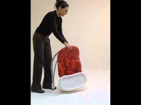 Genesis Highchair by Valco Baby