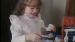Bluebird - Kitchen Toy - Wake Up Daddy - UK Advert.