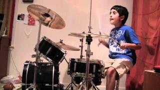 Baixar Raghav 6 year old drummer - In My Time Of Dying Led Zeppelin