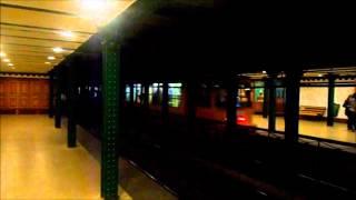 Metro Budapest - Station Bajcsy Zsilinszky út M1