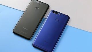 Huawei Honor V9 круче Iphone 7 Plus ?