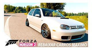 Forza Horizon 2 - como rebaixar o carro no TALO ! (XBOX ONE)