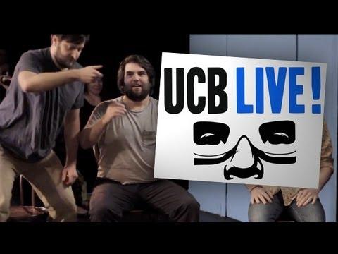 World's Worst Science Teacher: UCB Live!