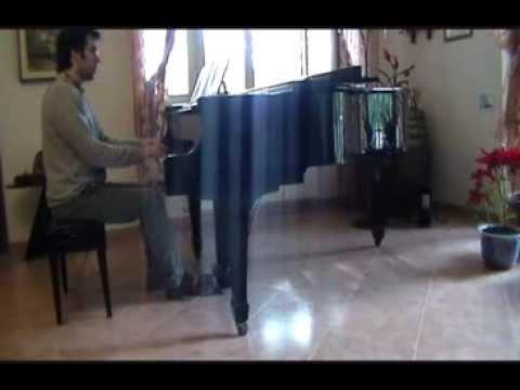 Latorre esegue Scarlatti Sonata K.1