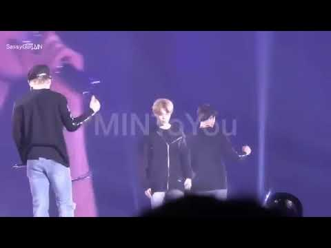 [ Fancam ] FINAL WINGS TOUR - VMIN Moment - SPRING DAY - BTS